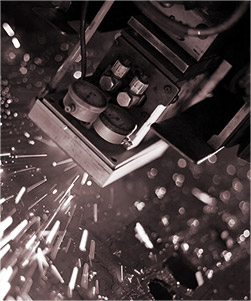 High Accuracy Laser Cutting & Welding Services